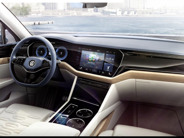 Vw Shows How To Do G30 Interior