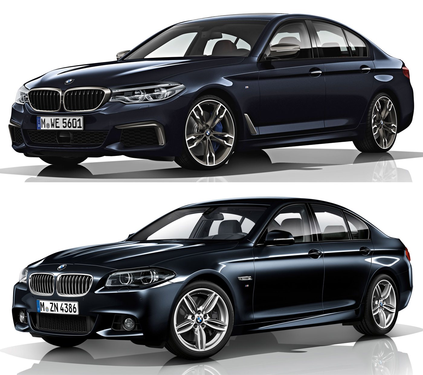 all new 2017 g30 bmw 5 series unveiled performance redefined. Black Bedroom Furniture Sets. Home Design Ideas