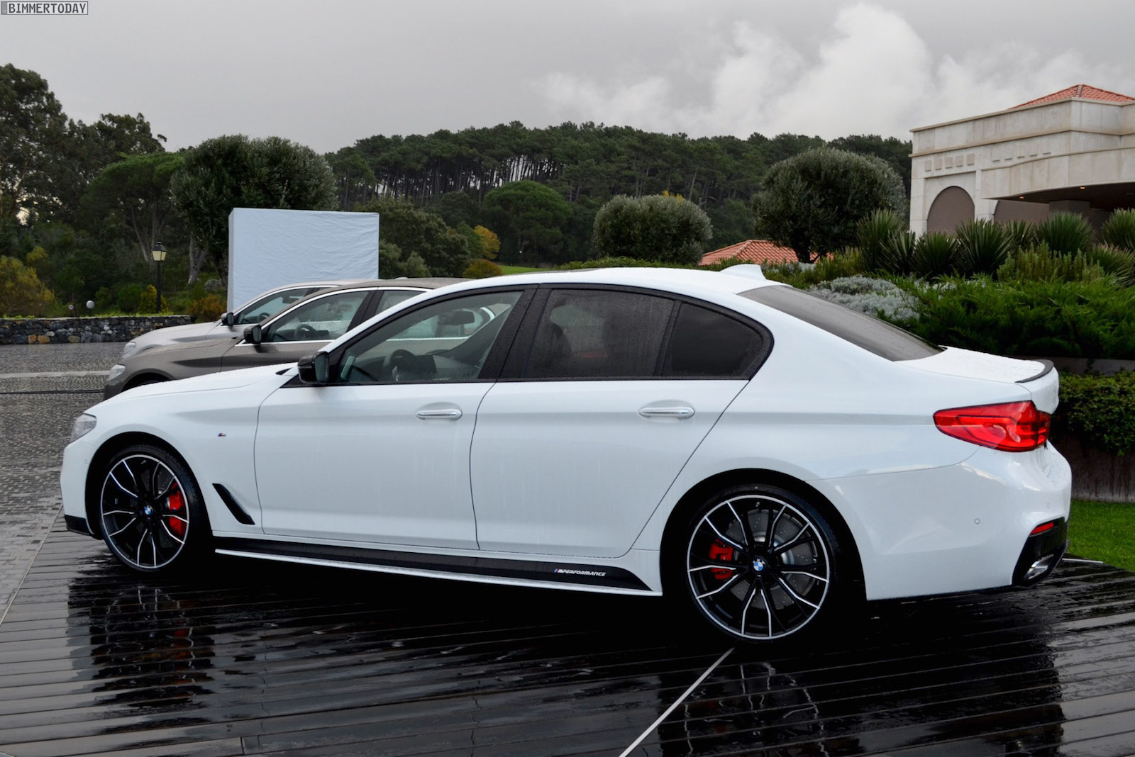 Bmw M Performance Parts Officially Announced For G30 5 Series