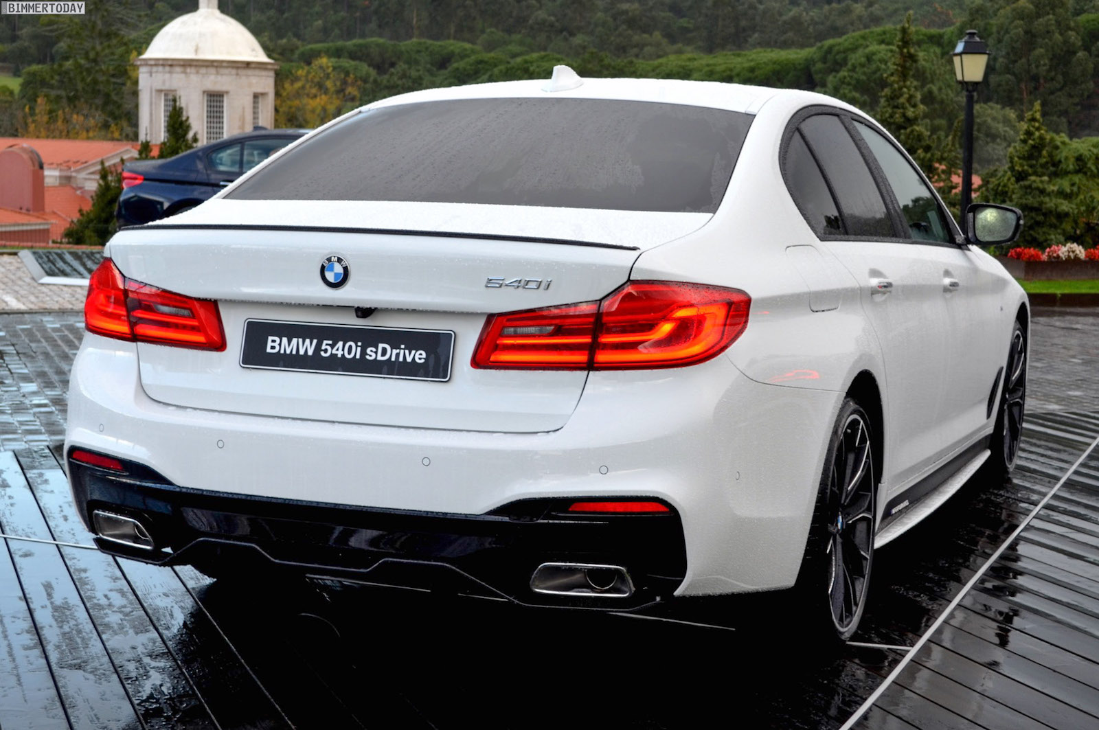 bmw m performance parts officially announced for g30 5. Black Bedroom Furniture Sets. Home Design Ideas