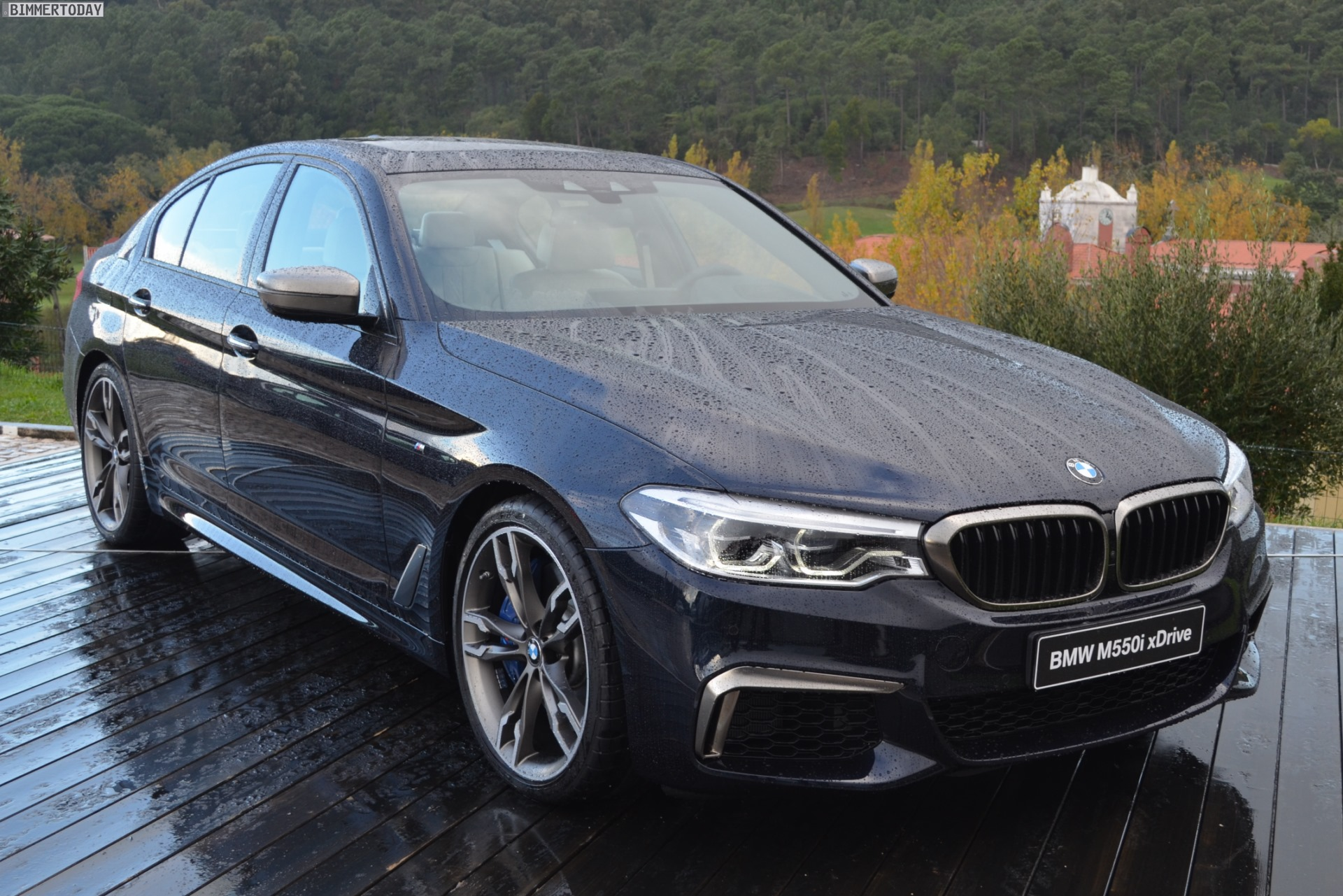 Live Pics Of Bmw M550i Update New Pics On Page 4