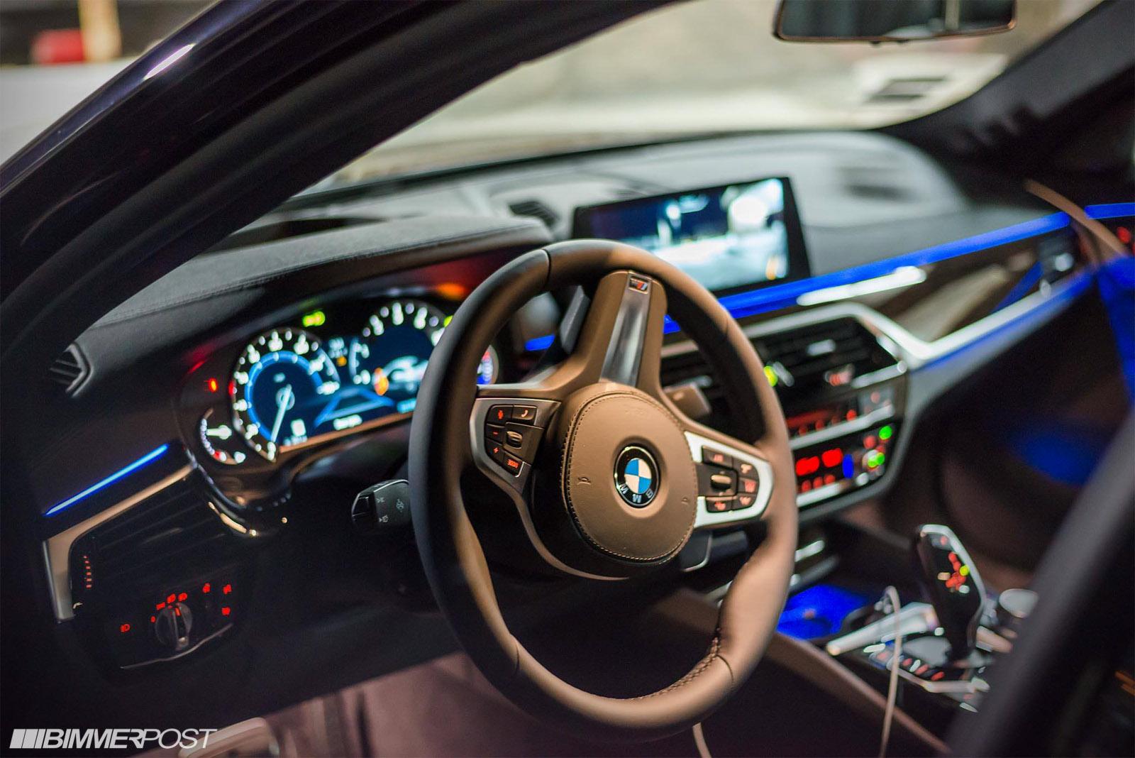 My BMW G30 540i M Sport Delivered - BMW 5-Series Forum (G30)