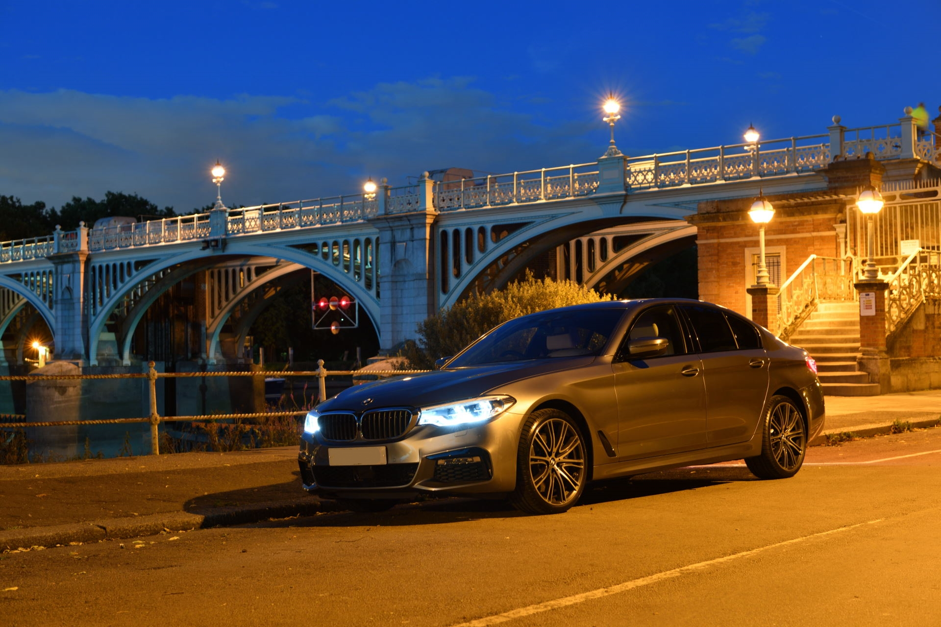 New 540ix Msport (UK)  In-depth review plus pics  - BMW 5