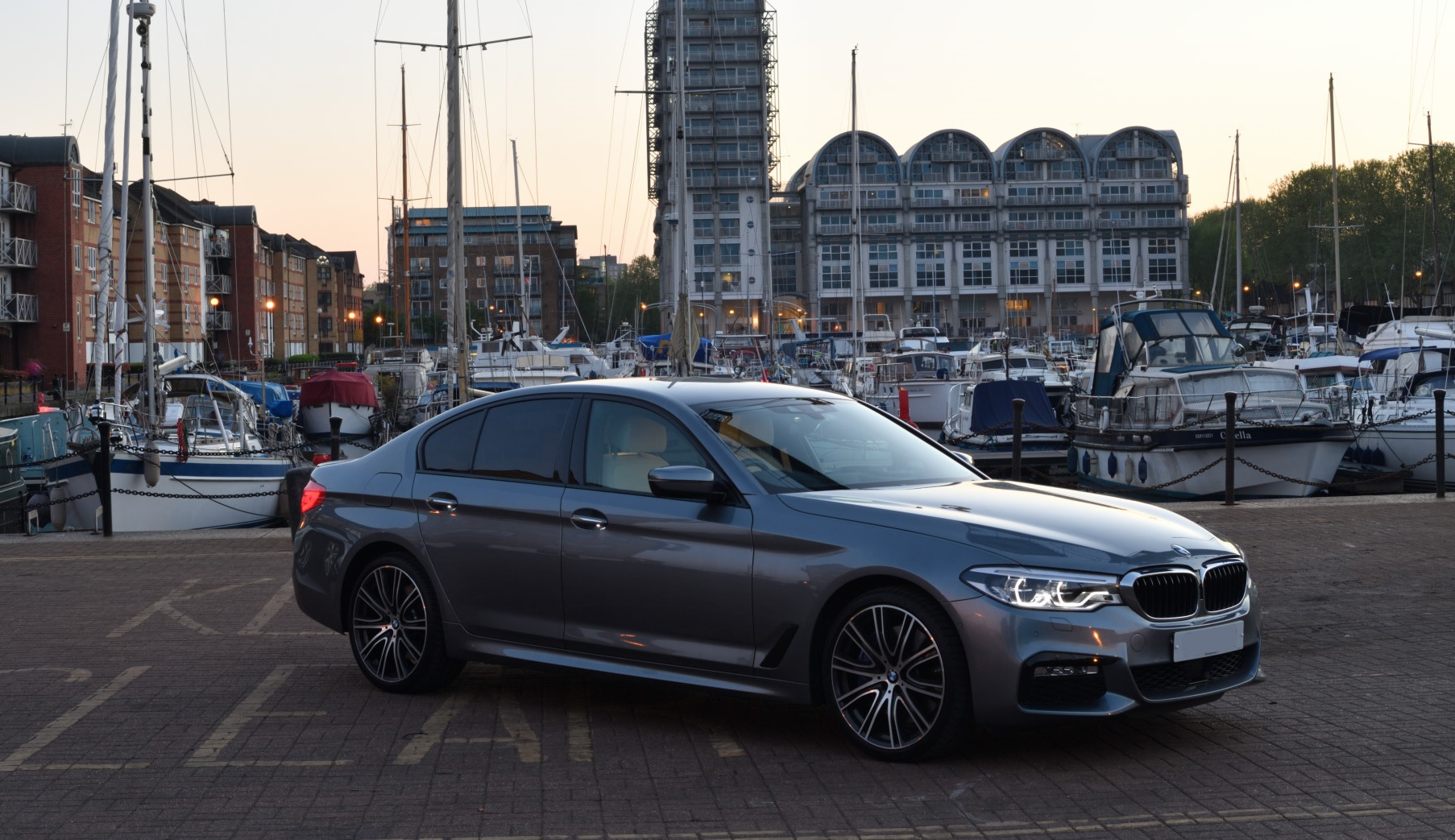 Review of 540ix Msport after getting on for nearly a year