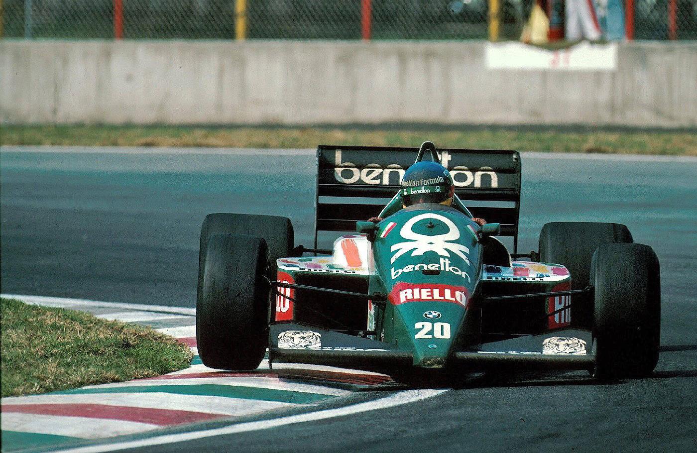 Name:  Benetton B186.jpg Views: 31407 Size:  592.1 KB