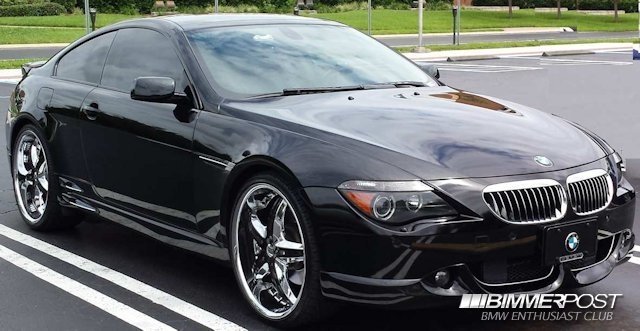 kris1858s 2007 BMW 650i  BIMMERPOST Garage