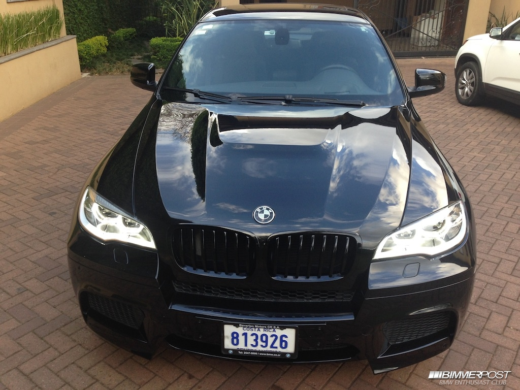 motex 39 s 2010 bmw x6m bimmerpost garage. Black Bedroom Furniture Sets. Home Design Ideas