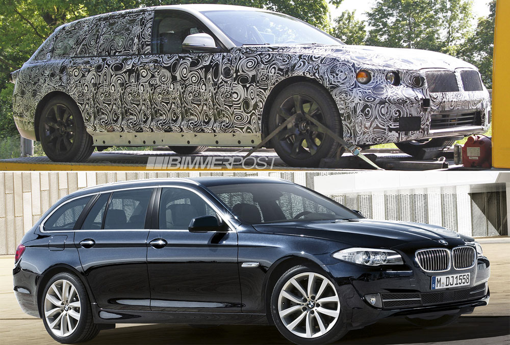 spied next gen 2017 bmw 5 series g30 generation already out testing. Black Bedroom Furniture Sets. Home Design Ideas