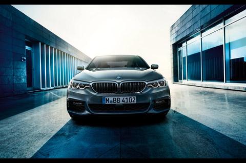Official BMW 5 Series Sedan G30 Wallpapers Specs Press Release