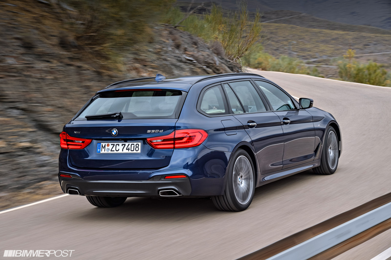 Introducing The All New Bmw 5 Series Touring G31 Bmw 5 Series Forum G30